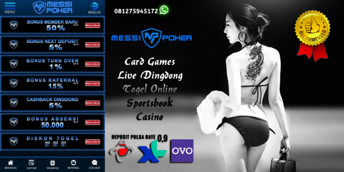 Sistem Bermain Poker Online