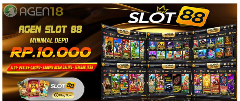 Daftar Slot88 Online