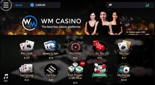 Wm Casino Online Terpercaya